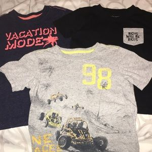 Set of 3 t-shirts